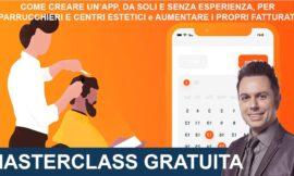 Masterclass: Guadagnare con le App per Beauty Center e Parrucchieri – Prenotazioni