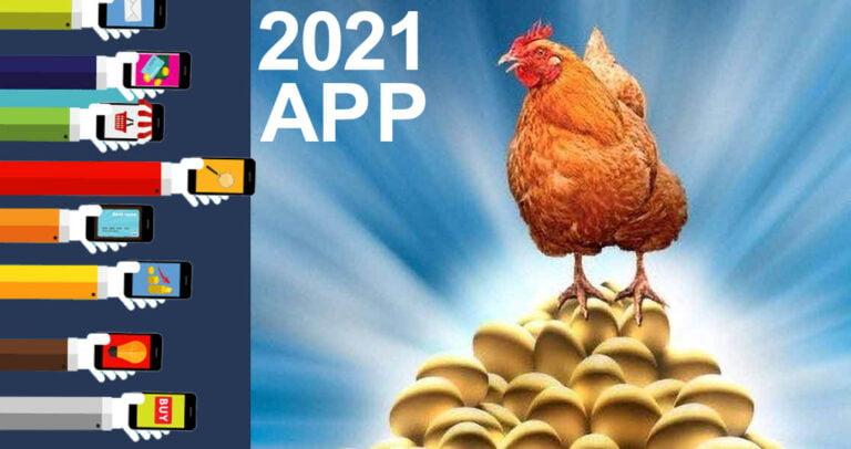 2021: Il mercato APP è la gallina dalle uova d'oro…