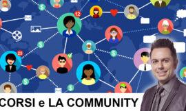 L'unico aspetto cruciale dei corsi online: La Community
