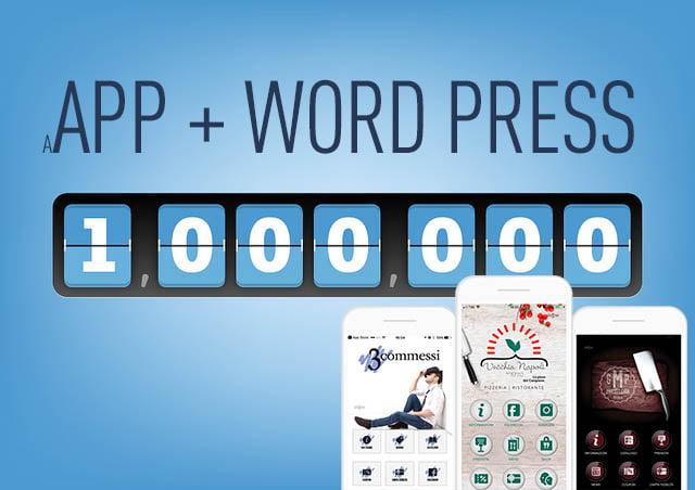 Le APP hanno 1 milione di funzioni in più se collegate ad un sito WEB