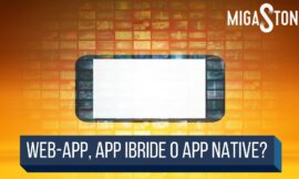 Web-App, App ibride o App native?
