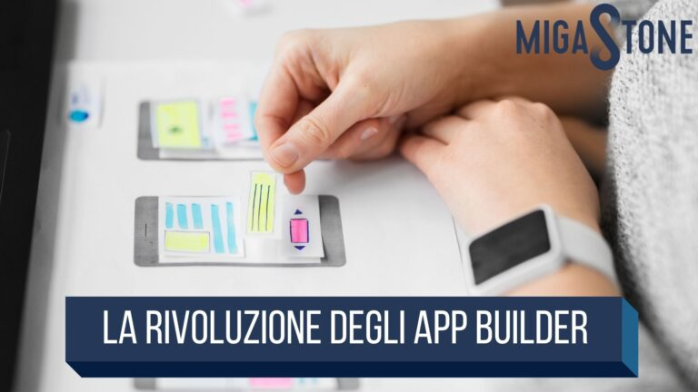 Read more about the article La rivoluzione degli App Builder